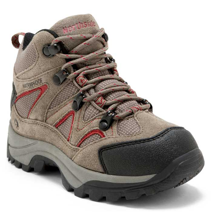 Northside Snohomish Jr. Kids Waterproof Hiking Boot