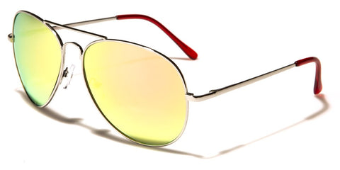 Olympic Eyewear Air Force Aviator Unisex Sunglasses