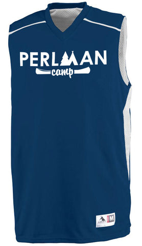 Perlman Camp Basketball Jersey