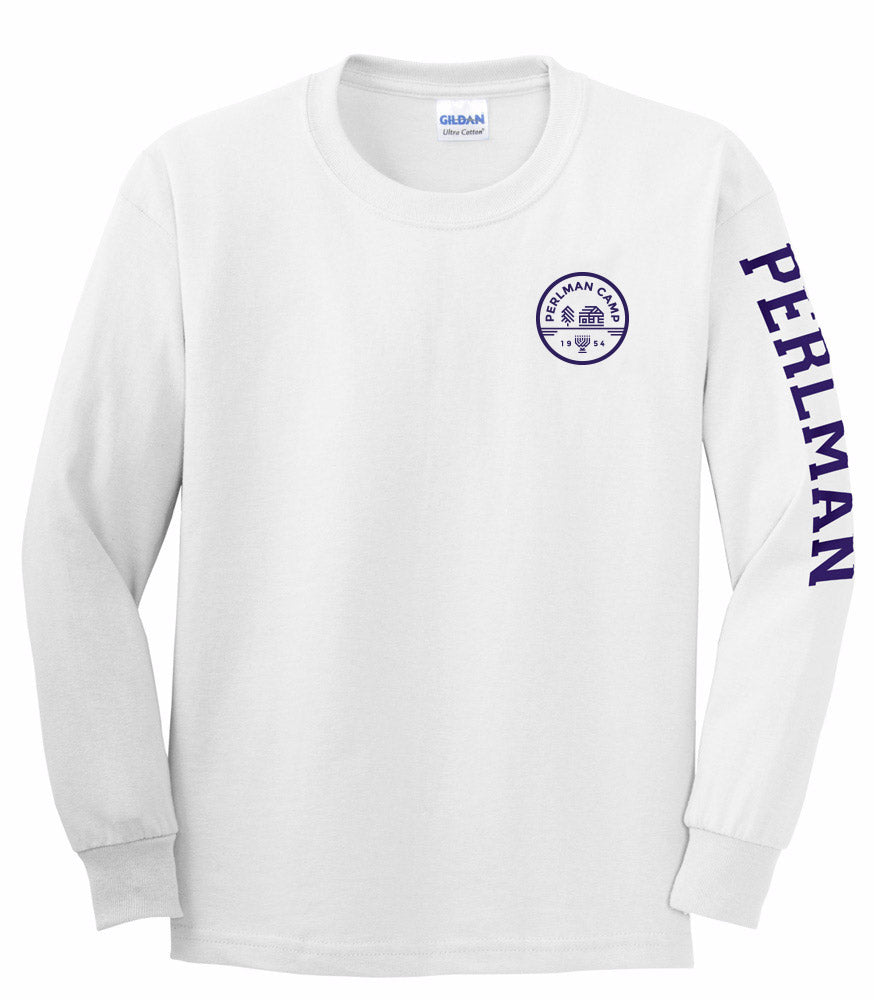 Perlman Camp Long Sleeve Tee