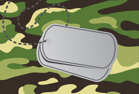 ESC Personalized Camp Floor Mat - Camo|14040
