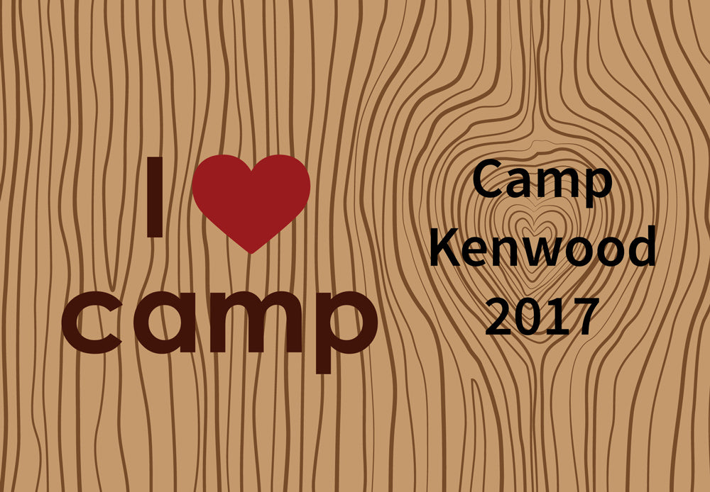 ESC Personalized Camp Floor Mat - I Love Camp