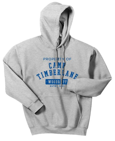 Property of Camp Timberlane Hoodie