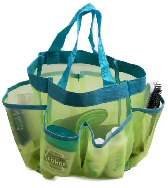 Quick Dry 7-Pocket Shower Caddy – Everything Summercamp