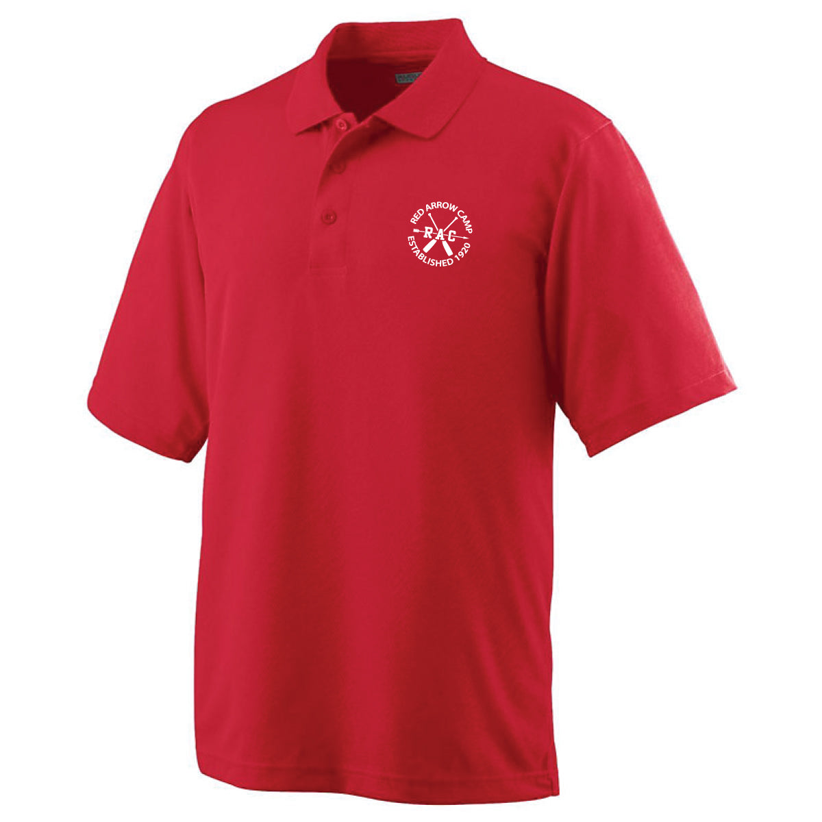 Red Arrow Camp Polo
