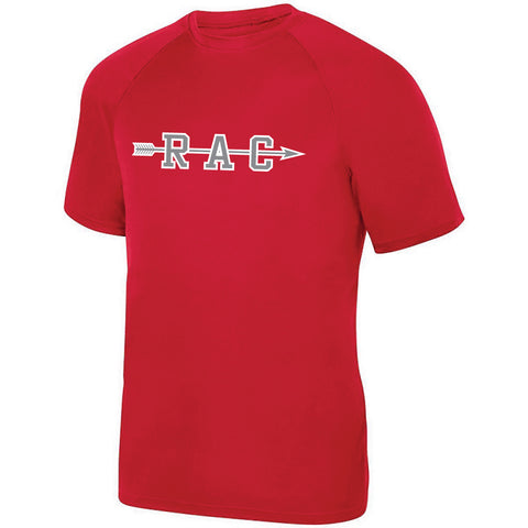 REQUIRED: Red Arrow Camp - Red Performance Tee