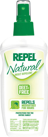 Repel Natural Insect Repellent Pump Spray