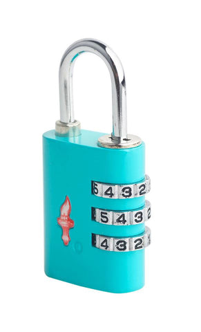 Safe Skies TSA Luggage Lock|7300