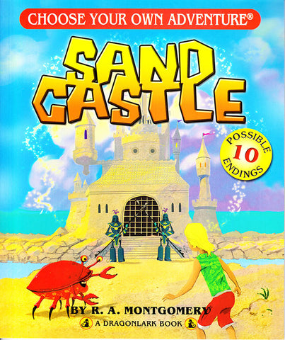 Choose Your Own Adventure-Sand Castle