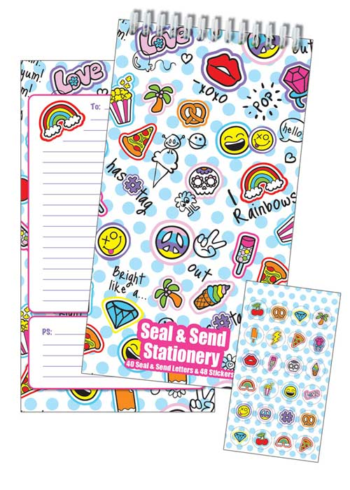 Seal N Send Stationery For Summer Camp