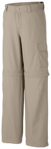 Columbia Boys Silver Ridge III Convertible Pant|9621|9622|9623|9624