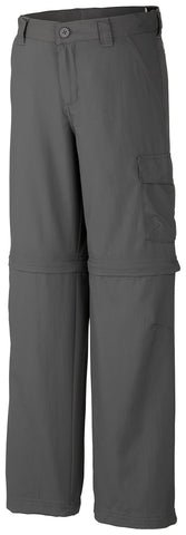 Columbia Boys Silver Ridge III Convertible Pant|9617|9618|9619|9620