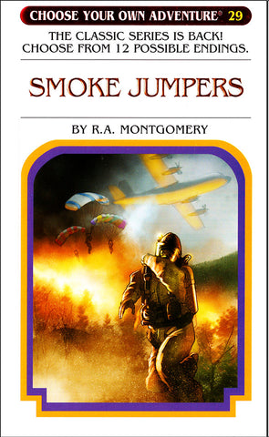 Choose Your Own Adventure-29 - Smoke Jumpers