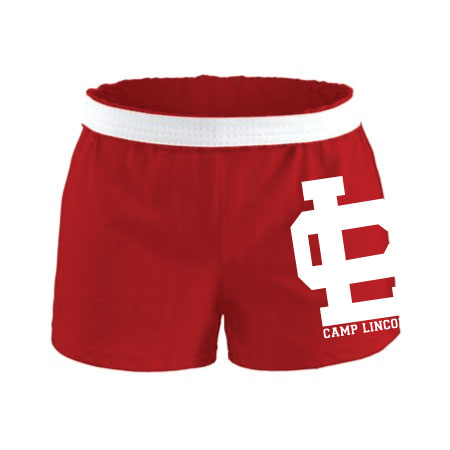 Camp Lincoln Ladies Soffe Shorts