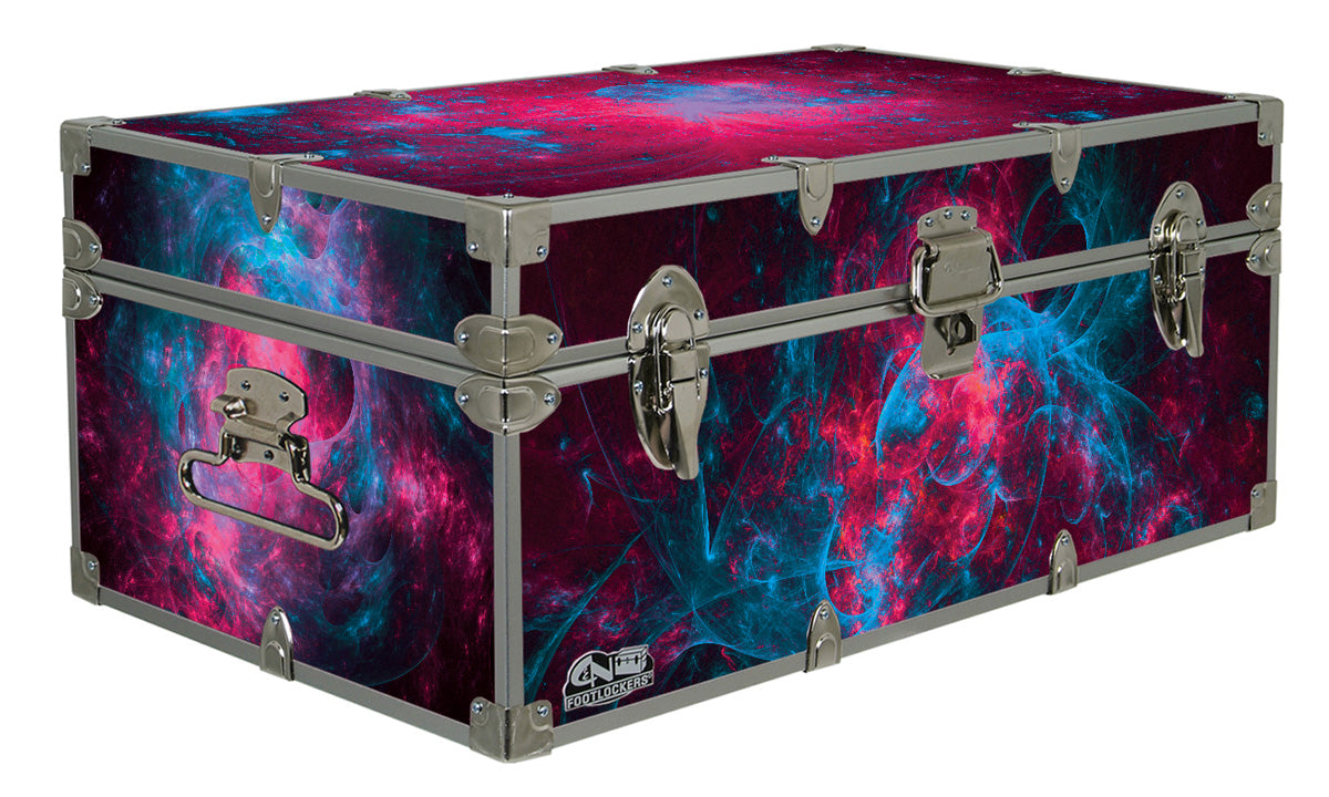 Designer Trunk - Space Crazy - 32x18x13.5""