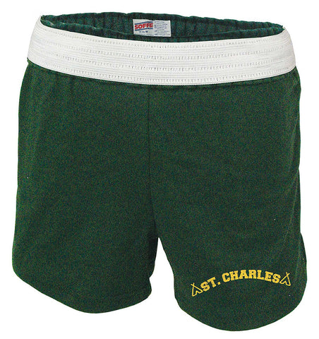 Camp St. Charles Girl's Soffe Shorts