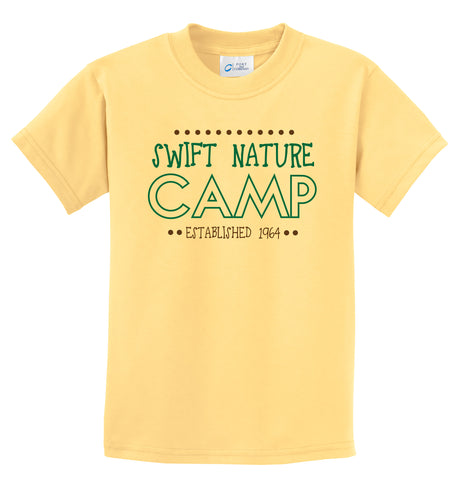 Swift Nature Camp Established Tee