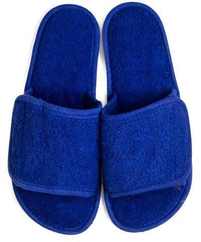 Terry Cloth Slippers (6/7)|12698