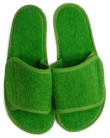 Terry Cloth Slippers (6/7)|12697