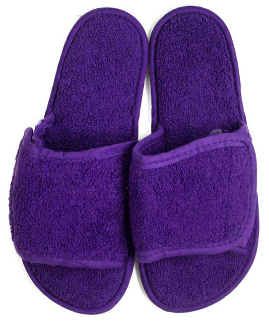 Terry Cloth Slippers (6/7)