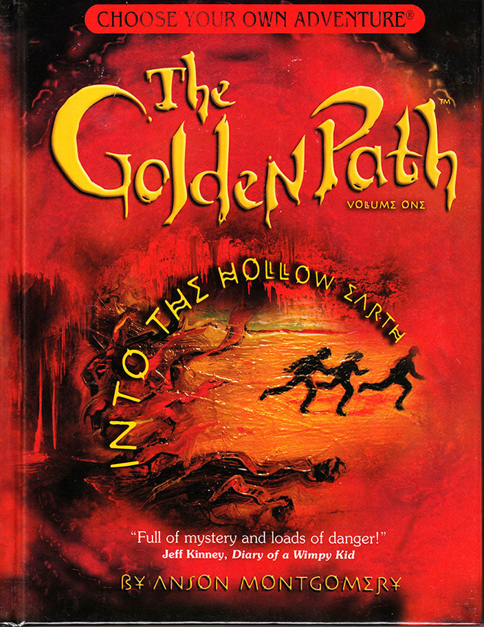 Choose Your Own Adventure - The Golden Path Vol. I - Into the Hollow Earth