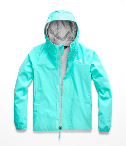 The North Face Resolve Reflective Jacket – Girls|NF0A3NHSN2P-YS|NF0A3NHSN2P-YM|NF0A3NHSN2P-YL|NF0A3NHSN2P-YXL