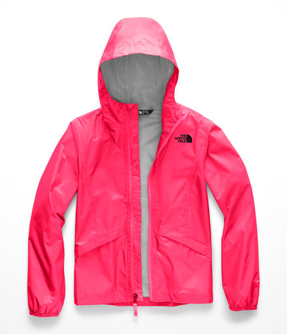 The North Face Youth Zipline Rain Jacket| NF0A3NHT4CK-YS| NF0A3NHT4CK-YM| NF0A3NHT4CK-YL| NF0A3NHT4CK-YXL