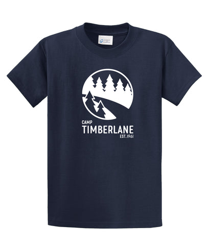 Camp Timberlane NEW Logo Tee