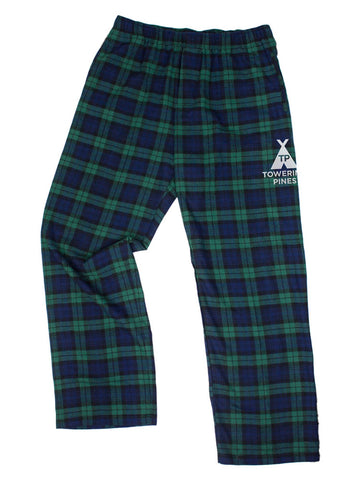 Towering Pines Camp Flannel Pants