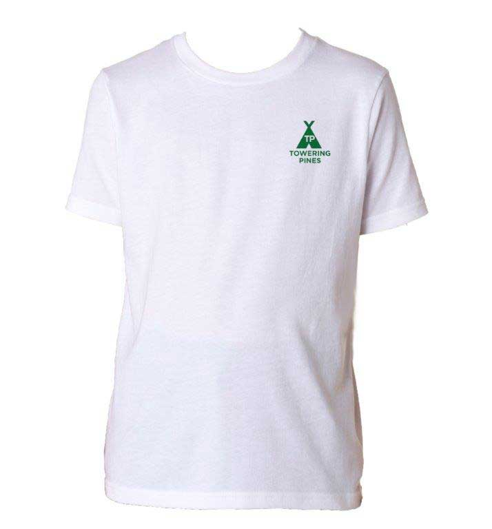 Towering Pines Camp REQUIRED Tee