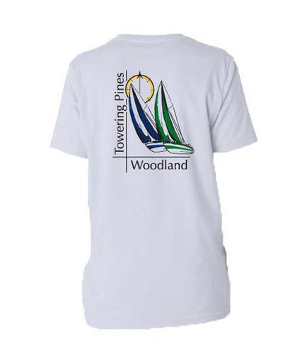 Towering Pines Woodland Sailing Tee