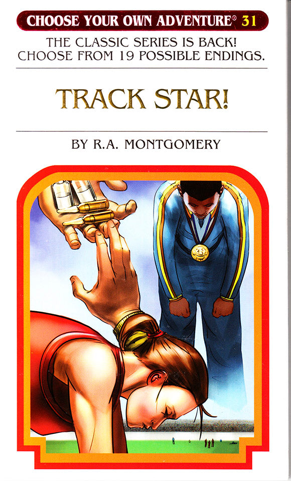 Choose Your Own Adventure-31 - Track Star!