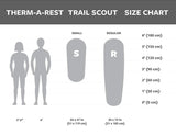 Therm-A-Rest Trail Scout Self-Inflating Sleeping Pad