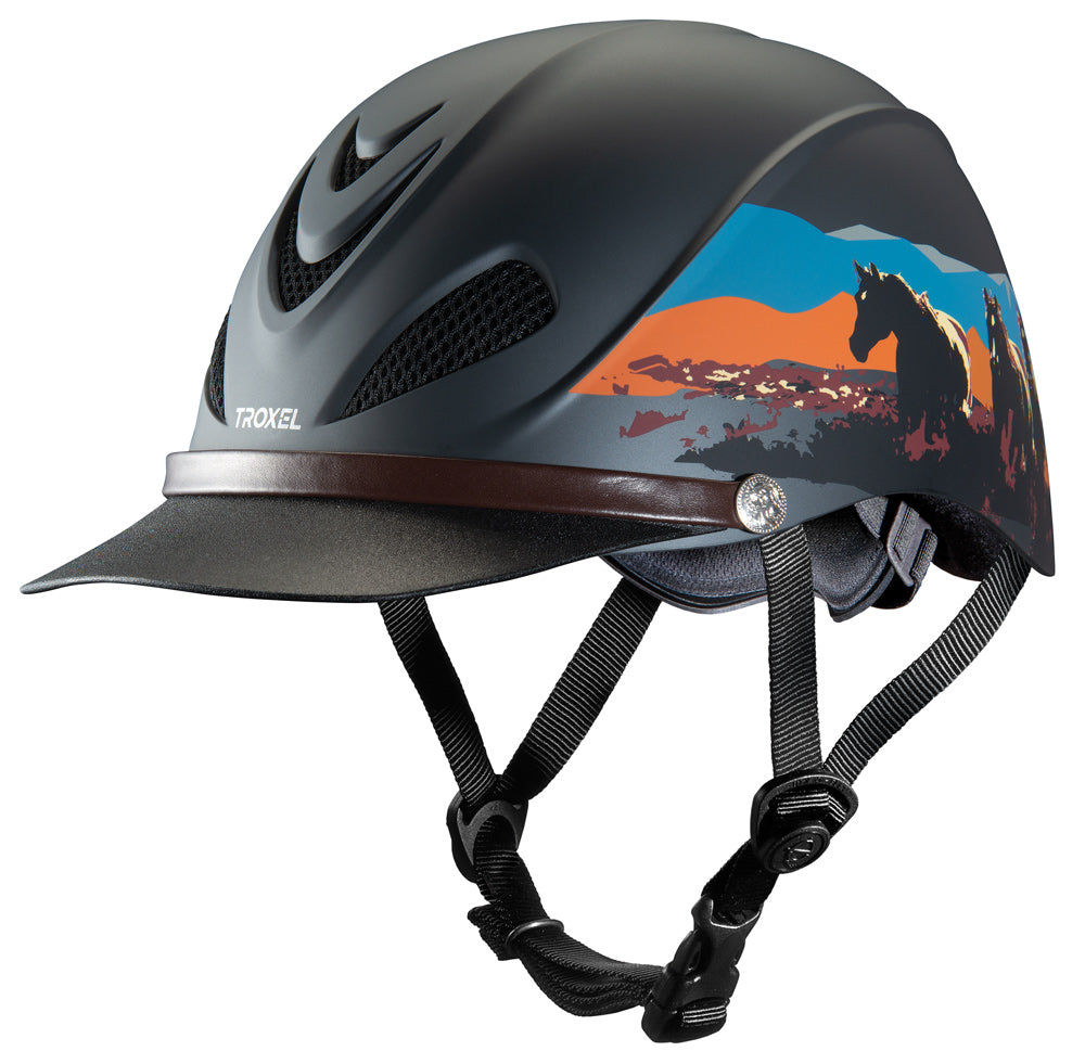 Troxel Dakota Horse Riding Helmet