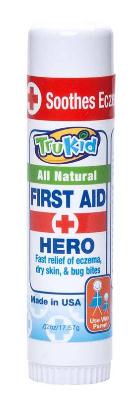 TruKid All Natural First Aid Hero Stick