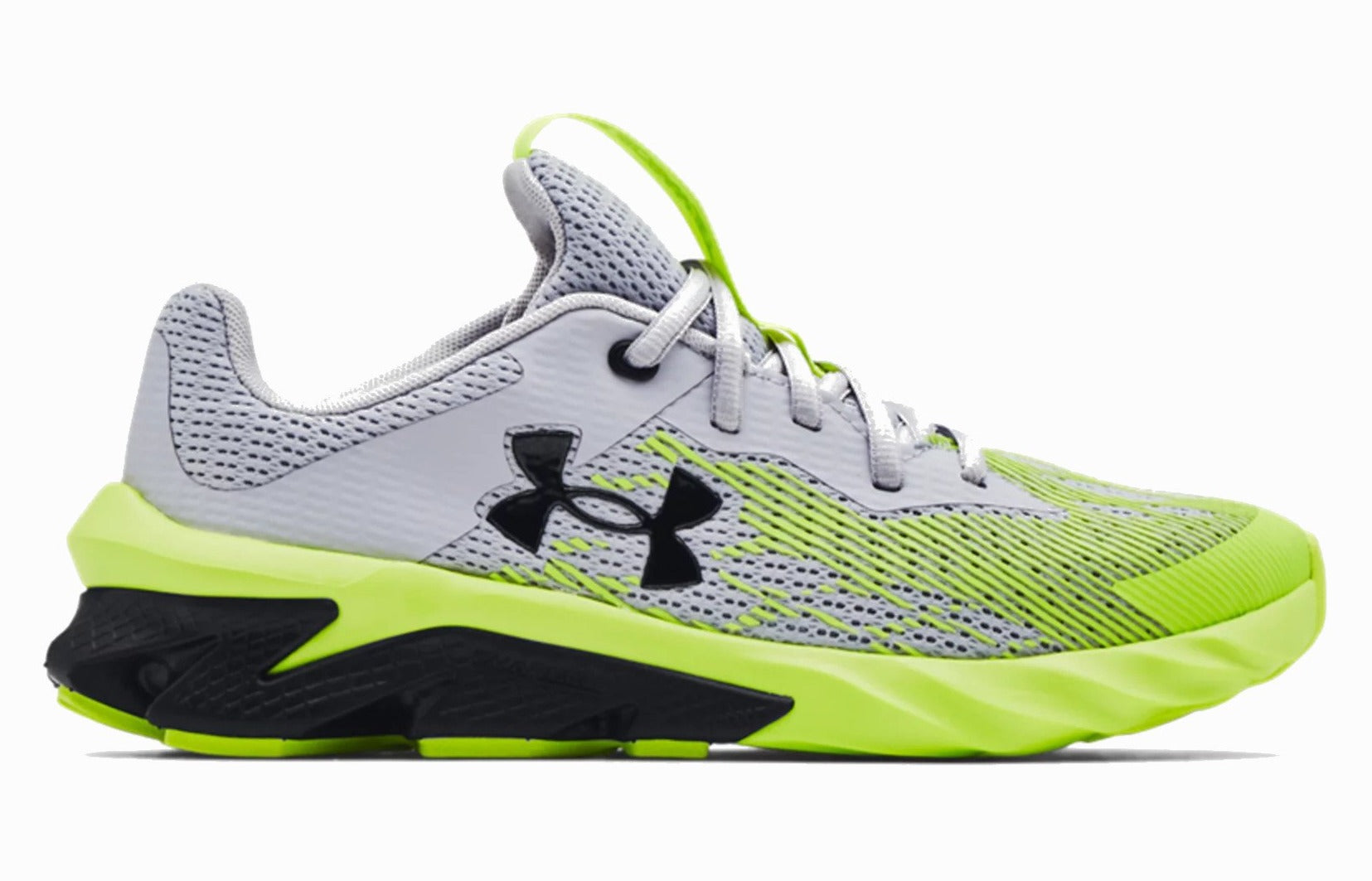 Under Armour Boys' Grade School Charged Scramjet 3