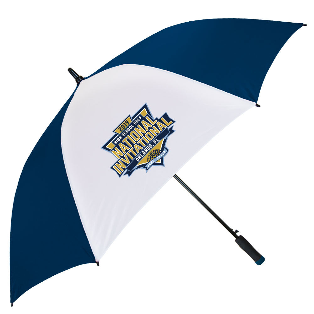 "NHSGA 58"" Auto-Open Golf Umbrella"