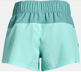Under Armour Girls Splash Board Shorty Shorts view of back