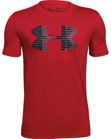 Under Armour Boys Tech Big Logo Tee|15315|15316|15317|15318