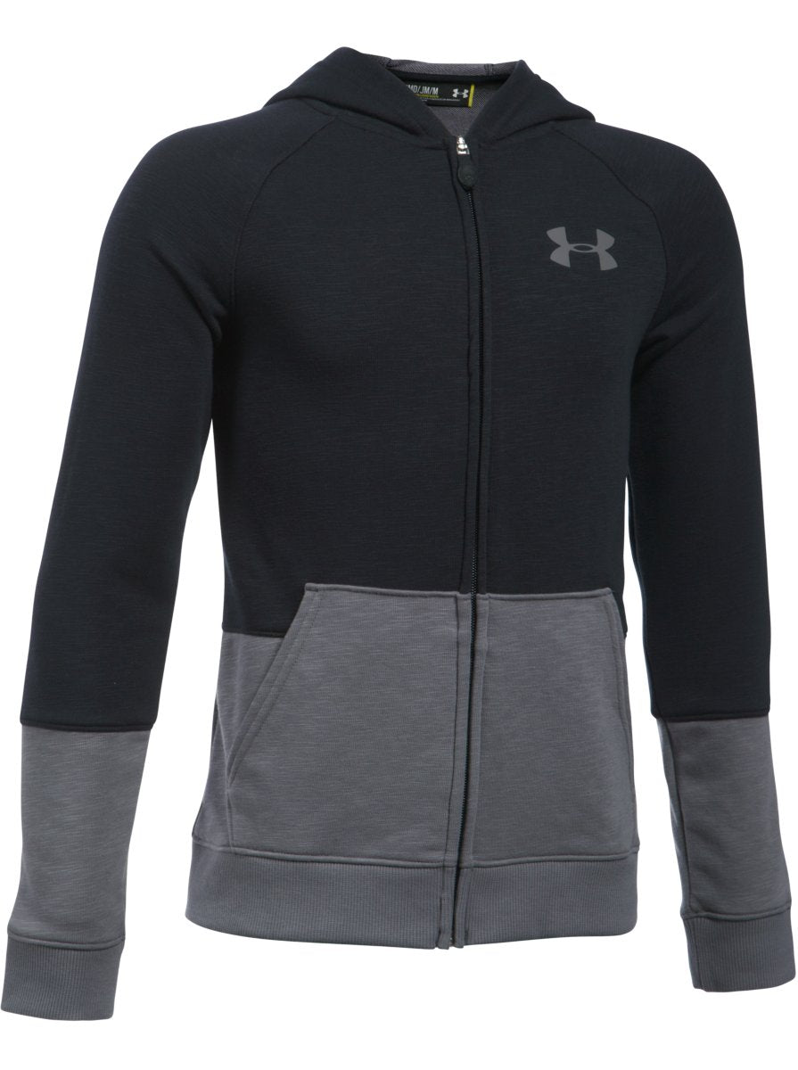 Under Armour Boys Sportstyle FZ Hoodie