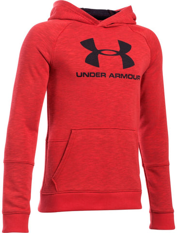 Under Armour Boys Sportstyle Hoodie|13204|13205|13206