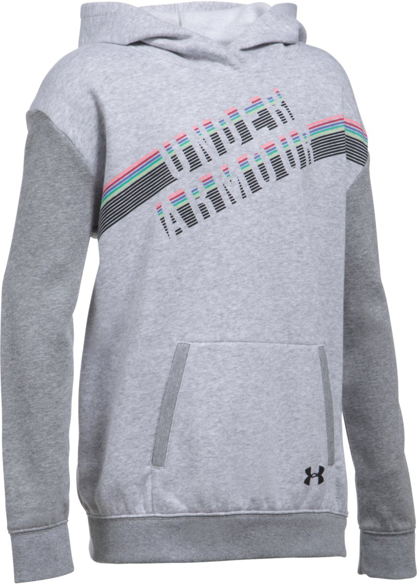 Under Armour Girls Favorite Fleece Hoodie