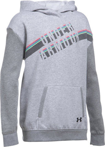 Under Armour Girls Favorite Fleece Hoodie|13282|13283
