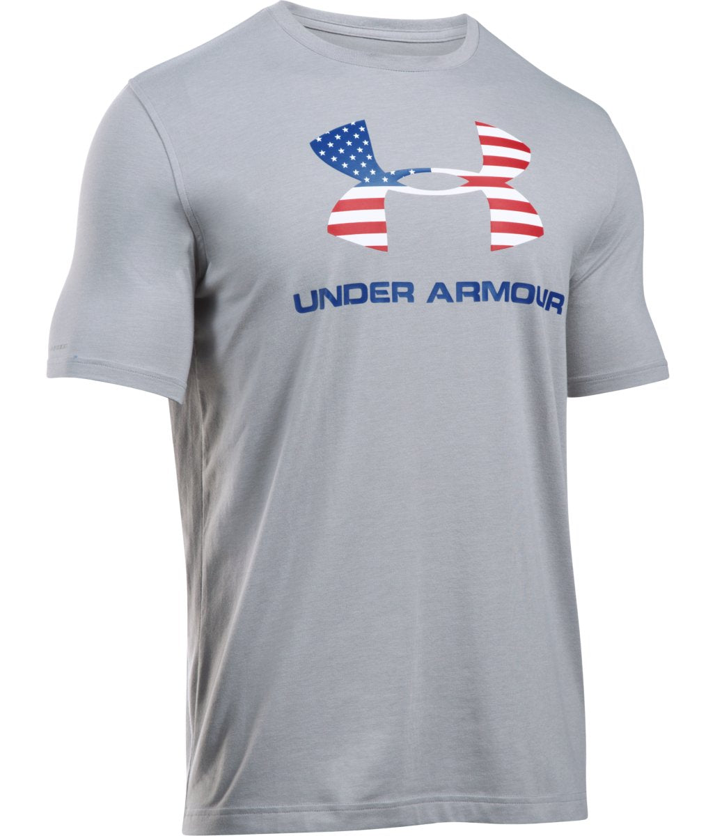 a4d5efee Under Armour Mens Charged Cotton Sportstyle T Shirt – EDGE ...