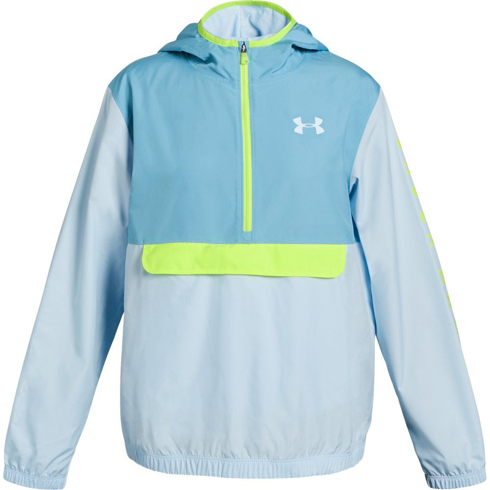 Under Armour Sackpack 1/2 Zip Girls Jacket
