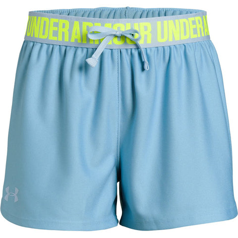 Under Armour Girls Play Up Shorts|1341127-413-YSM|1341127-413-YMD|1341127-413-YLG