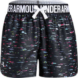 Under Armour Play Up Printed Girls Short