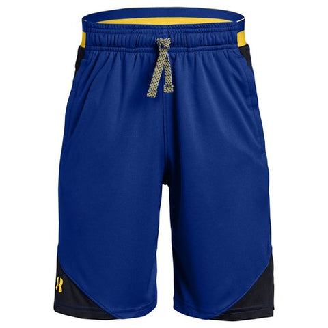 Under Armour Stunt 2.0 Boys Short|1329007-400-YSM|1329007-400-YMD|1329007-400-YLG