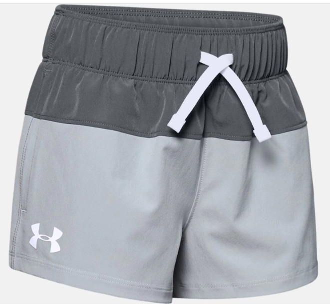 Under Armour Girls Printed Shorty Short