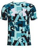 Under Armour Boys' Tech Big Logo Printed T-Shirt